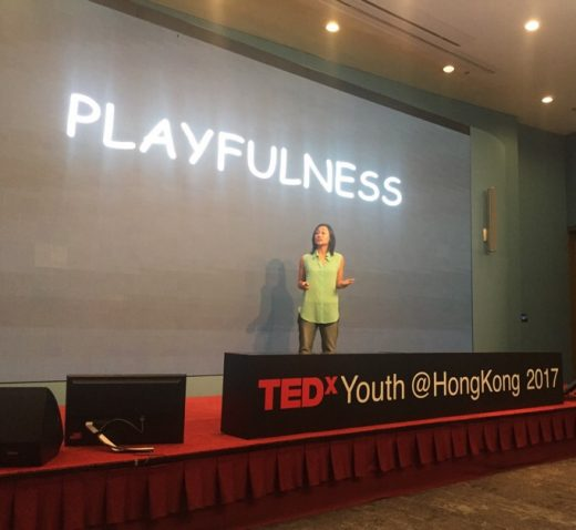 TEDxYouthHongKong2017, TEDxYouthHongKong, TEDxYouthHK, TEDxYouthHK2017, TEDxYouth, TEDx, Bravo, IdeasWorthSpreading, depression, recover from depression, how to get out of depression, suicide, international executive, women leadership, women entrepreneur, expatriate life, self awareness, finding yourself, balanced life, overachiever and depression, burnt out cause depression, stress cause depression, prevent suicide, Beijing depression, Beijing suicide, Noch Noch, Bearapy, playfulness, creativity, founders' depression, entrepreneurship, women, female executive